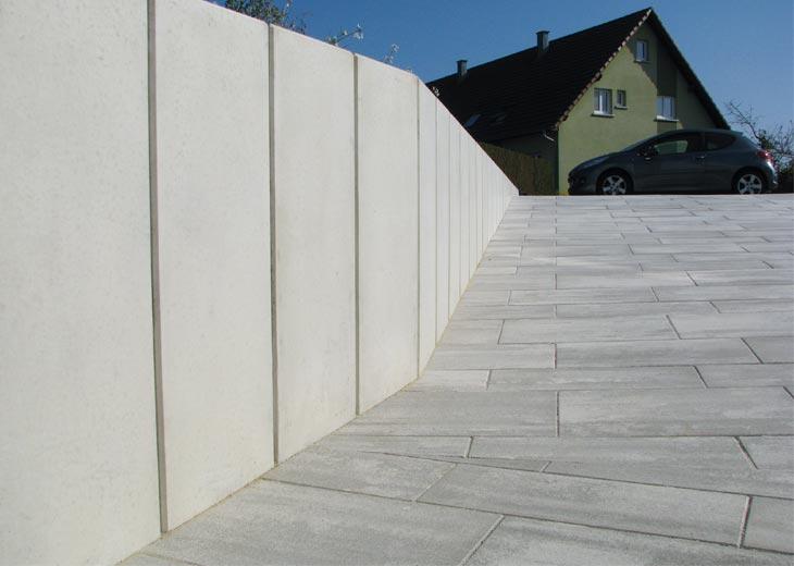 Murs l fivaz sa mat riaux de construction for Construction mur exterieur quebec